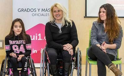 Tres deportistas con discapacidad se citan en Burgos para contar sus retos y experiencias