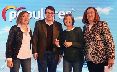 Mañueco acusa a Sánchez de «llevarse el dinero del campo» para favorecer a los políticos catalanes