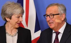 Rebelión en el Gabinete de May contra un 'brexit' sin acuerdo