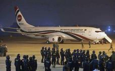 Fracasa el intento de un terrorista suicida de secuestrar un avión bangladesí