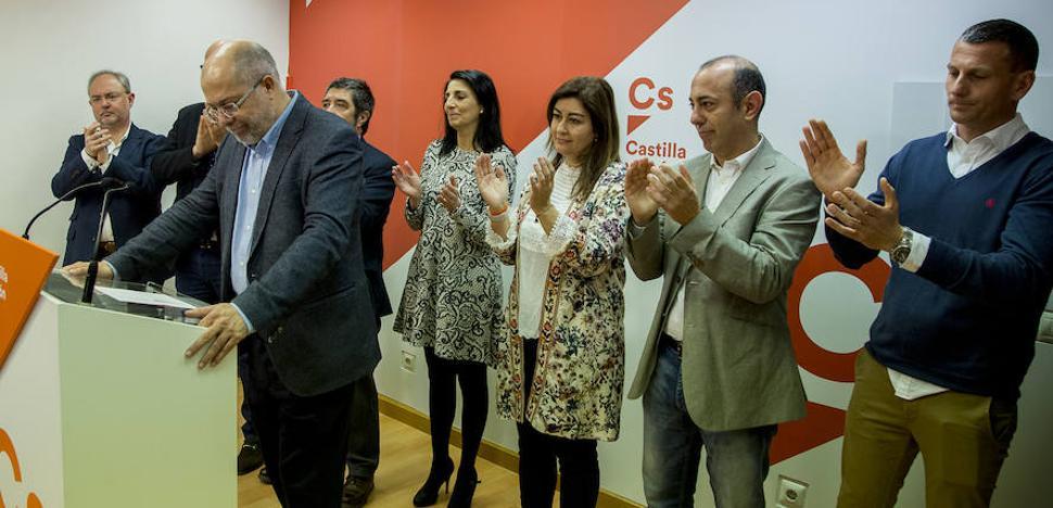 El Comité Ejecutivo Nacional de Ciudadanos admite a Silvia Clemente para las primarias a la Junta