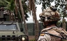 Doble ataque terrorista con dos víctimas mortales contra la base española en Mali
