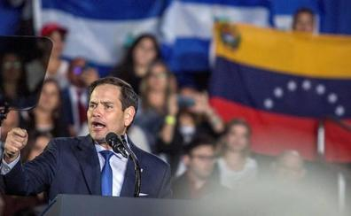 Marco Rubio amenaza a Maduro con el linchamiento de Gadafi