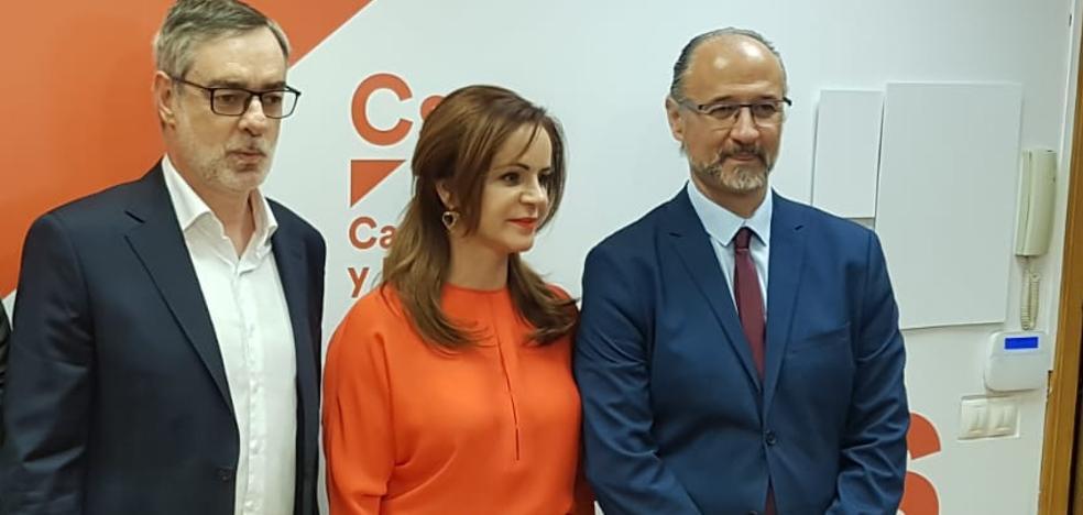 Silvia Clemente: «Vengo a Ciudadanos a aportar experiencia y liderar el gobierno»