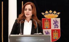 Clemente afirma tener «ilusión» y «ganas» de ser la candidata de Cs en Castilla y León