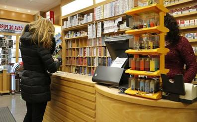 La venta de tabaco en la provincia factura 93,55 millones de euros durante 2018