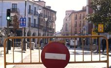 El centro de Valladolid seguirá cortado al tráfico el miércoles por los altos niveles de polución