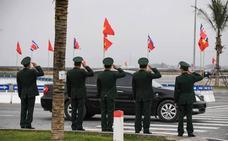 Kim Jong-un llega a Hanói para su segunda cumbre con Donald Trump