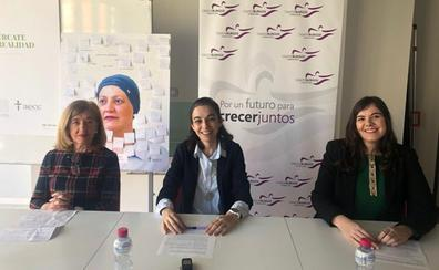 Fundación Caja de Burgos y la AECC ponen en marcha 'Cuida a los Cuidadores'