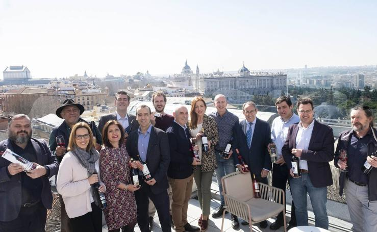 II Salón de los Grandes Vinos de Castilla y León