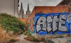 Imagina Burgos propondrá al Pleno de Diputación la creación de una brigada para el borrado de graffitis