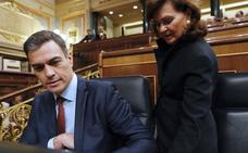 Calvo irá de 'número dos' de Pedro Sánchez en la lista al Congreso por Madrid