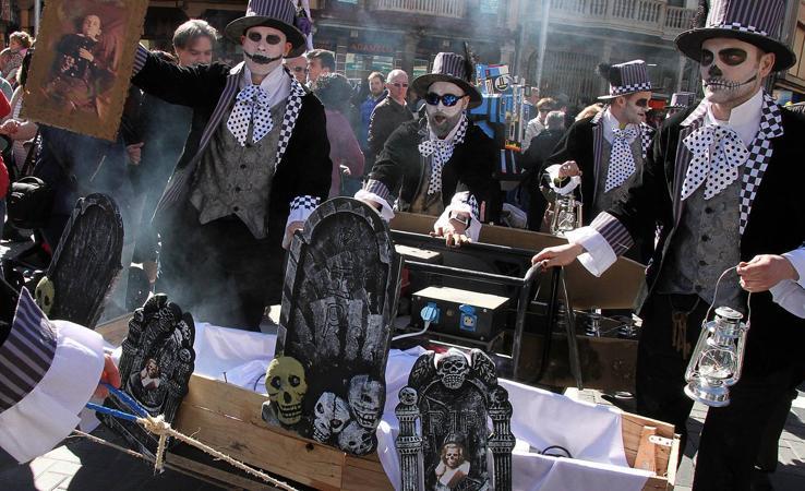 Los carnavales más famosos de Castilla y León