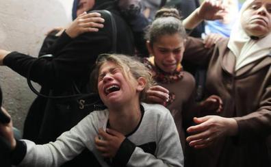 La ONU cree que la represión israelí en Gaza podría constituir un crimen de guerra