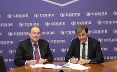 'La Universidad Isabel I y el Centro Universitario CESINE firman un convenio de colaboración en docencia e investigación'
