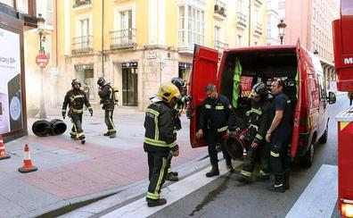 Los aspirantes a bomberos en Burgos alcanzan el ecuador de las oposiciones para cubrir 14 plazas