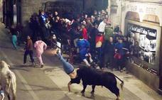 Grave un francés de 58 años tras recibir una cornada en el bajo vientre en el desencierro de Ciudad Rodrigo