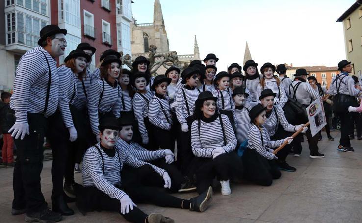 El Carnaval toma las calles de Burgos