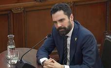 Torrent defiende a Forcadell y avisa de que «volveremos» a votar un referéndum