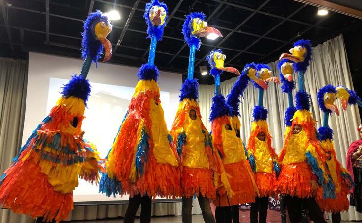 Entrega de Premios del Carnaval en Aranda