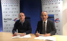 Ibercaja firma un convenio de colaboración con Agrobureba en Briviesca