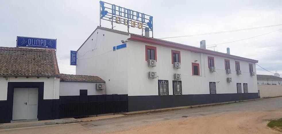 La trama de prostitución actuaba en clubes de alterne de La Lastrilla y Garcillán