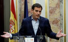 Rivera, sobre la salida de Rodríguez : «Sánchez está expulsando a todos los constitucionalistas»