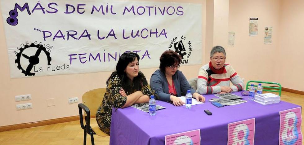 Más de mil motivos para la lucha feminista