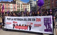 Más de 200 trabajadores de Burgos, pendientes del ERE del Grupo DIA