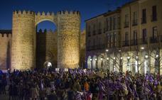 La huelga paraliza tres quirófanos de Segovia y los autobuses de Burgos