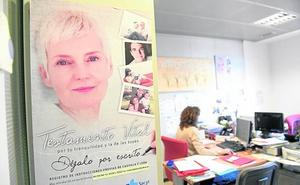 Las instrucciones sobre la atención médica al final de la vida bajan el 0,4% en Burgos