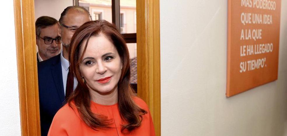 Silvia Clemente gana las primarias de Ciudadanos