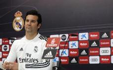 Solari: «La mayoría de mis jugadores han estado a la altura del escudo»