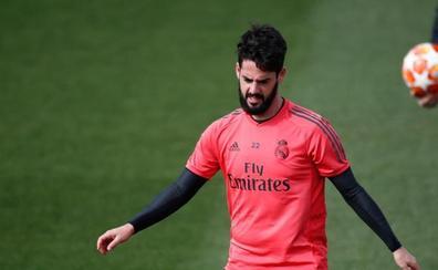 El Real Madrid expedienta a Isco