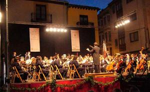 Siete bandas de música participarán en el Certamen Internacional Villa de Aranda