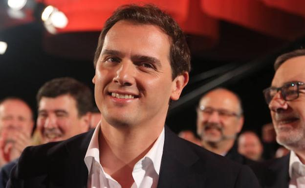 Albert Rivera. /EP