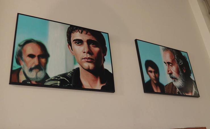 La exposición de Íñigo Araújo en Masala, en imágenes