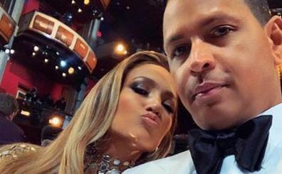 Jennifer Lopez se compromete con Alex Rodriguez