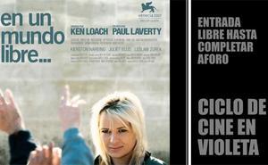 La Unidad de Igualdad de la UBU promueve el ciclo de cine 'En violeta'
