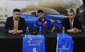Bruno Fitipaldo: «Sentirme parte de un proyecto, dentro del mismo club, me va a ayudar a mejorar»