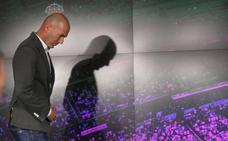 La vuelta de Zidane cambia el gesto al vestuario