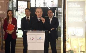 La Catedral de Burgos acoge una exposición sobre la Sagrada Familia de Gaudí