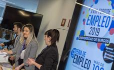 Imágenes del Foro Empleo Universidad de Burgos 2019