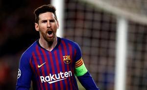 Messi: «La Juve pasó por encima del Atleti y Cristiano tuvo una noche mágica»