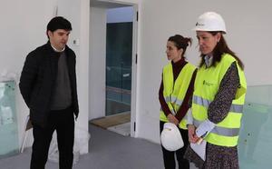 Las nuevas dependencias del Centro Cívico Río Vena estarán en servicio a finales de abril