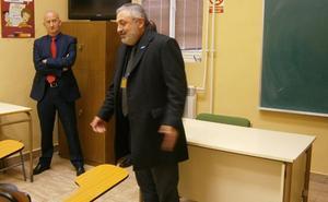 Doce reclusos de Burgos concluyen con éxito su formación en pintura, una oportunidad para facilitar su reinserción