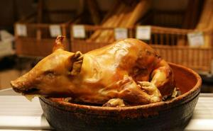 El cochinillo segoviano, entre los cien platos más valorados del mundo