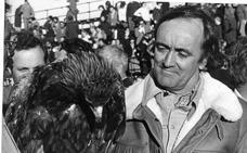 Se cumplen 39 años del fallecimiento de Félix Rodríguez de la Fuente