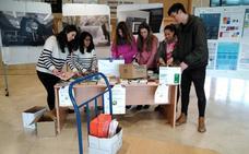 La UBU recauda más de 2.000 euros en la IV Campaña de donación 'Más que un libro'