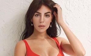 Georgina Rodríguez incendia las redes con un posado en biquini